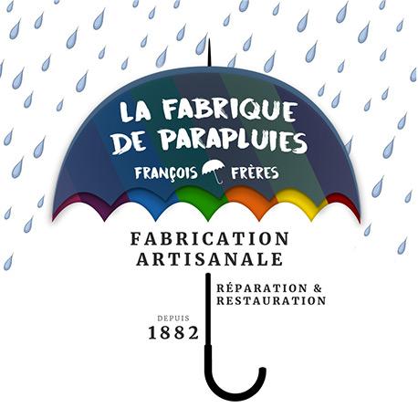 Logo de la Fabrique de parapluies à Poitiers