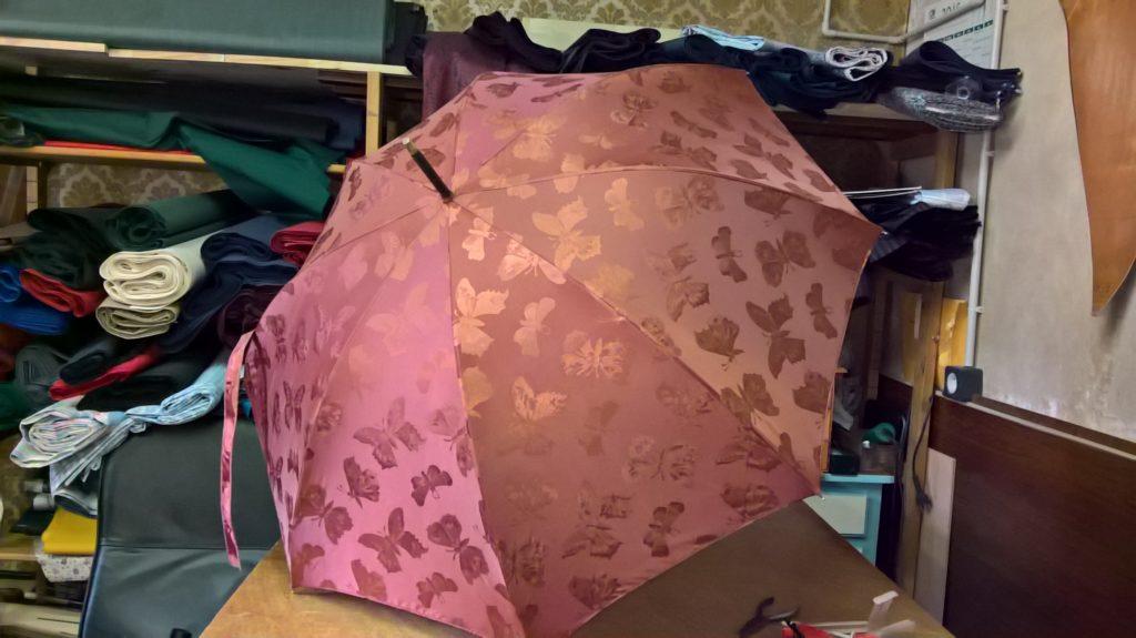 Restauration ombrelle