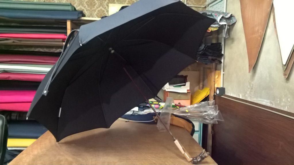 Restauration parapluies anciens