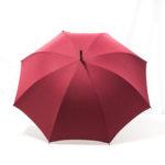 Parapluie droit classique bordeaux