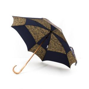 Parapluie carré dragon bleu