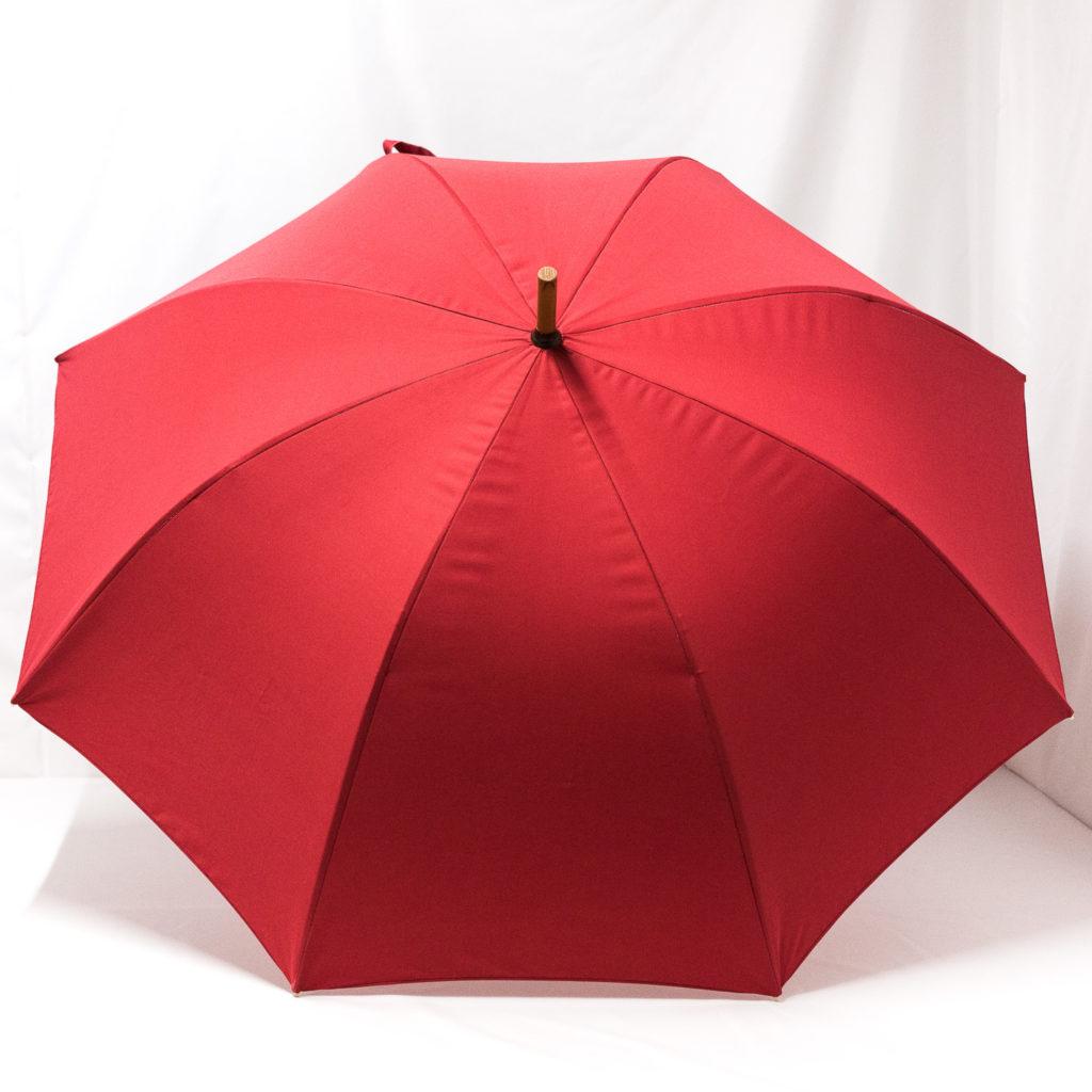 Parapluie de berger rouge