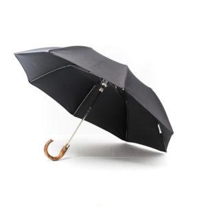 Parapluie pliant homme noir