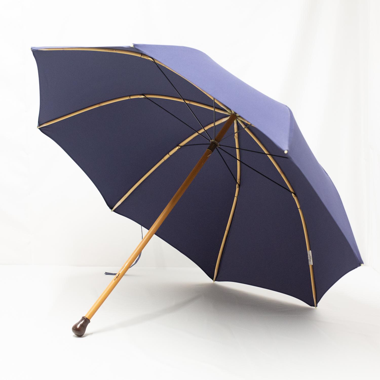 Parapluie de berger bleu